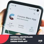 Unterstützung für Corona-Warn-App